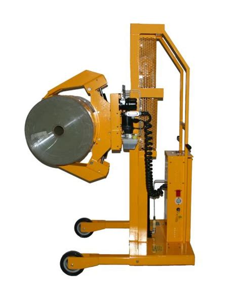 Paper Equipment - paper roll handling lifts grippers roll manipulators