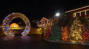 silver dollar city lights 2013 great lights and decorations picture of silver