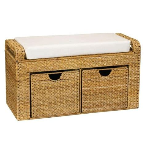 storage bench cushion seat storage bench with cushion