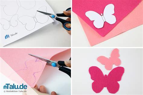 Vorlagen Schmetterling by Schmetterlinge Mit Kindern Basteln Einfache Anleitungen