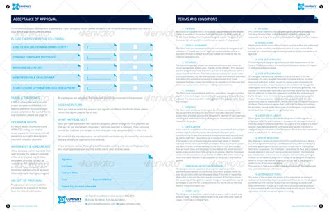 page layout for proposal design proposal indesign 16 page layout 01 by