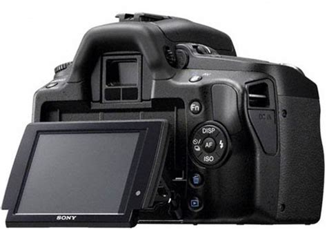 Sony Dslr Di Malaysia sony alpha dslr a390 price in malaysia specs technave
