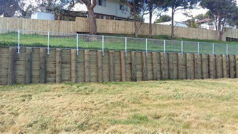 Garden Wall New Zealand Pole Structures New Zealand