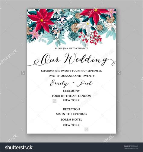 Invitation Card Sle
