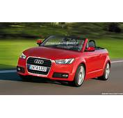 Rendered 2011 Audi A1 Convertible