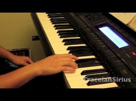 s lullaby piano cover nezumi s lullaby piano cover