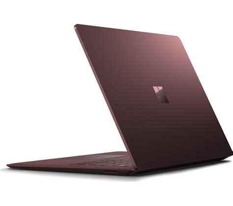 Microsoft Surface Laptop buy microsoft 13 5 quot surface laptop burgundy free