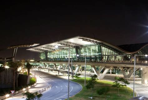 Parking Garage Design Standards hamad international airport by hok