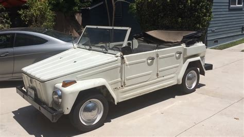 volkswagen type 181 thing vw thing 73 volkswagen thing restoration project type