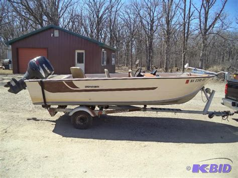 1982 starcraft boat starcraft boat 16 starcraft boat k bid