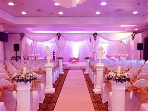 why wedding decorations plays a big role in weddings