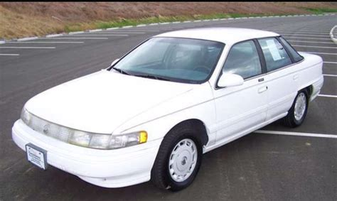 how to work on cars 1994 mercury sable seat position control 1994 mercury sable overview cargurus