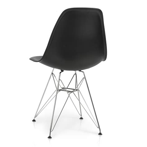 Abs Chair by 2x Eames Style Dsw Modern Eiffel Side Chair Molded Abs