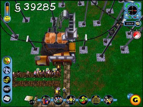 theme park inc picture of sim coaster theme park inc