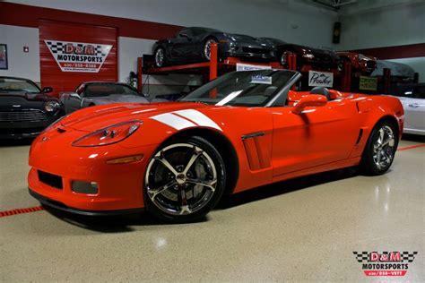 chevrolet corvette grand sport convertible stock