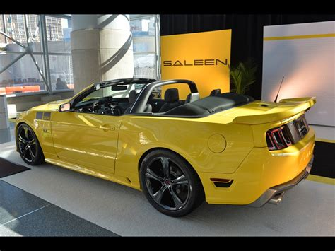 saleen name used 2014 ford mustang saleen 302 black label supercharged