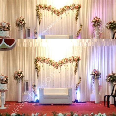 kerala style wedding stage decoration   DriverLayer Search