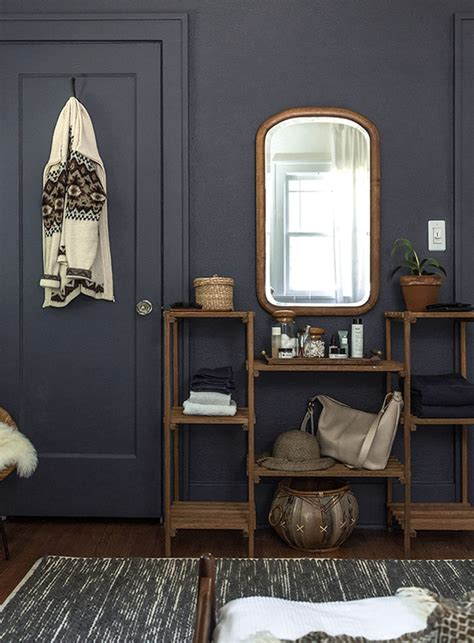 design sponge bedroom grey and wood a match made in design heaven