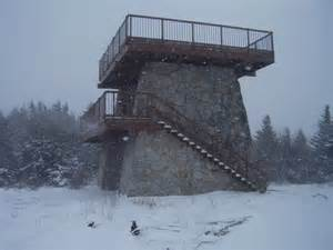 panoramio photo of cold blowing snow at spruce knob