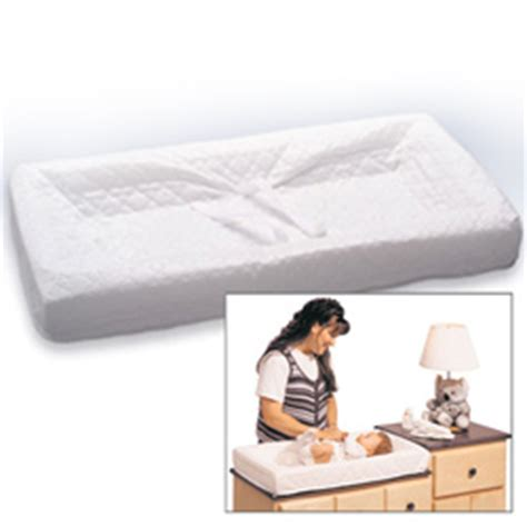 Changing Table Mattress Pad Order Four Sided Changing Table Pad At Affordable Prices Ababy