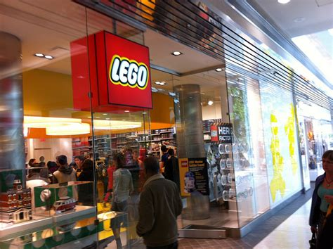 Stores Vancouver by Lego Vancouver Oakridge Store Grand Opening May 4th