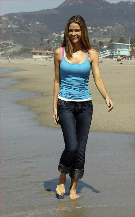 denise richards body picture of denise richards