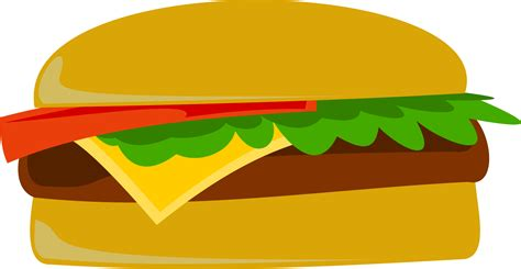 hamburger clipart hotdog and hamburger clipart clipart panda free