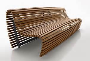 Interior Wood Bench Outdoor Bench Seating Modern Outdoor Wood Bench By B B