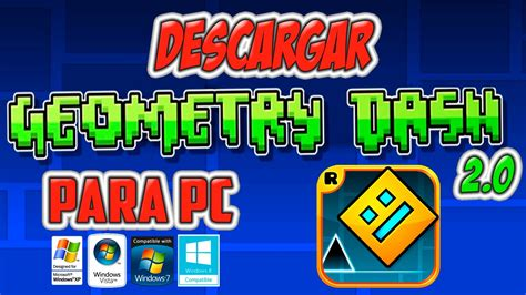 geometry dash full version free download windows 8 descargar geometry dash v2 0 para pc windows 7 8 8 1 full