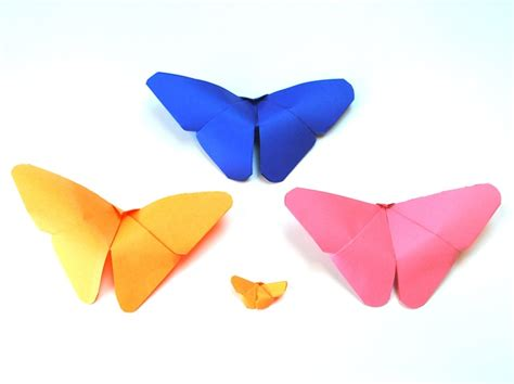 Make Paper Butterfly - how to make a paper butterfly snapguide