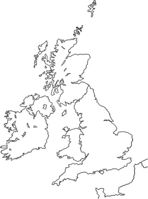 template of uk map find the largest islands of the isles quiz by teedslaststand