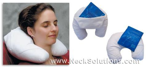 Best Pillows For Neck And Headaches by Headache Pillow Headache Travel Pillow