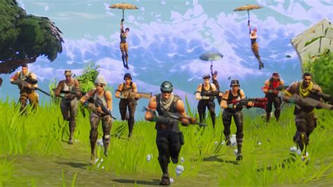 Fortnite: Battle Royale   Squad Tips, Tricks and Strategy
