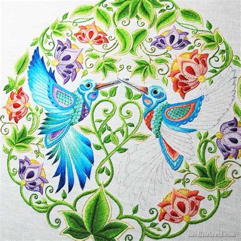 secret garden coloring book perth embroidery garden makaroka