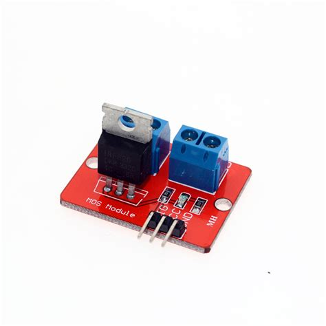 transistor driver arduino aliexpress buy 0 24v top mosfet button irf520 mos driver module for arduino mcu arm