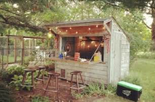 forget caves backyard bar sheds are the new trend