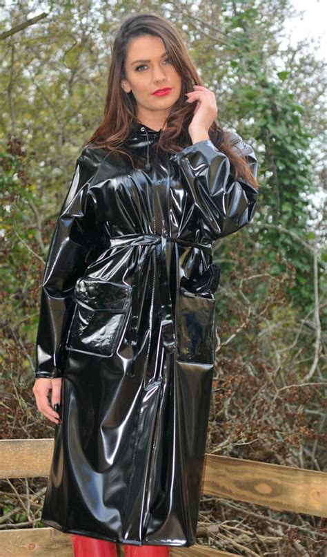 lade in pvc 25 best ideas about plastic raincoat on