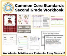 Second grade common core activities
