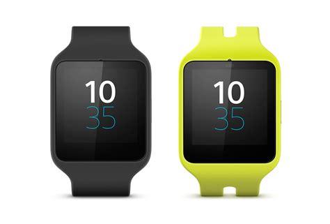 3 sony smartwatch neue smartwatch sony smartwatch 3 swr50 uhrforum
