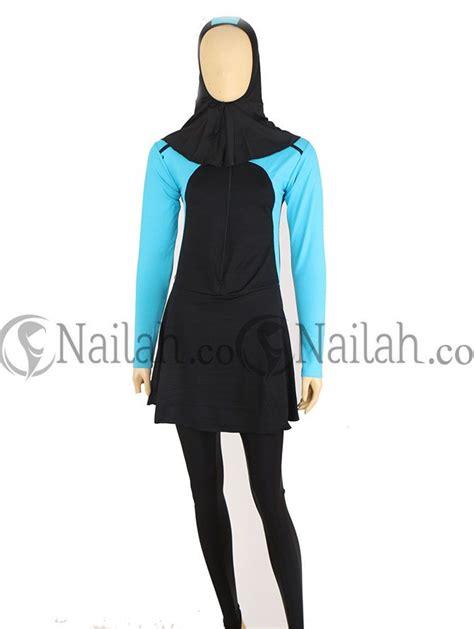 Elsa Tosca baju renang muslimah elsa polos tosca harga rp 189 000