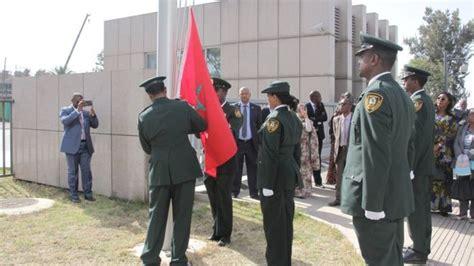 siege de ua le drapeau marocain hiss 233 au si 232 ge de l ua