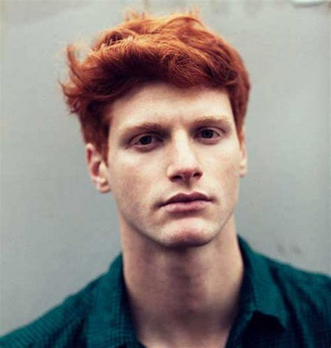 ginger mens hairstyles 20 best mens thick hair mens hairstyles 2018