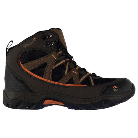 shoes ottawa gelert mens ottawa mid walking boots hiking grippy studry