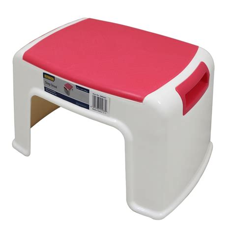 Step Stool Price by Bunnings Syneco Syneco Plastic 1 Step Stool Compare Club