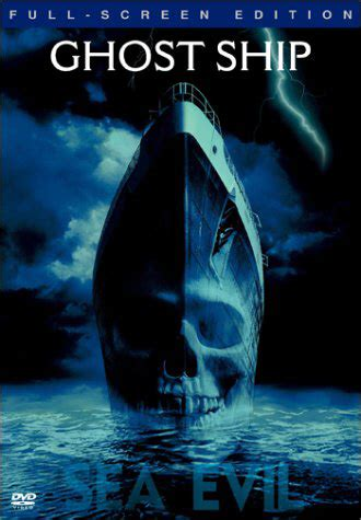 film the ghost ship ghost ship 2002 dvd full screen 5 1 retail