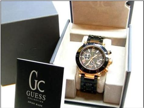 Guess Collection Gc Y16006l5 New Original Swiss Made s watches guess gents collection swiss made gc