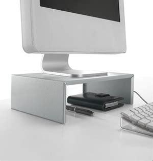 porta monitor da scrivania cr 8740 ga ripiano porta monitor da appoggio su piano