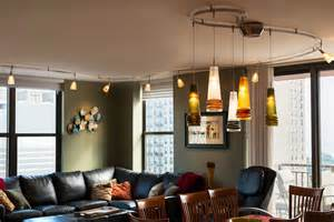 track lighting ideas for living room wall mounted track lighting distinctive style lighting