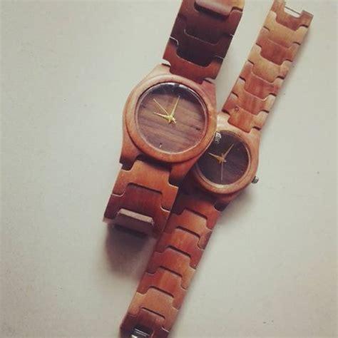 Jam Tangan Kayu Rantai Kayu 10 jam tangan kayu ini ternyata asli buatan indonesia keren abis