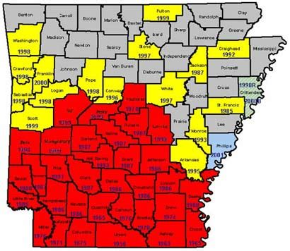 what is an arkansas information for arkansas residents extension